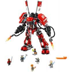 LEGO Ninjago Ρομπότ Φωτιάς 70615 5702015592604