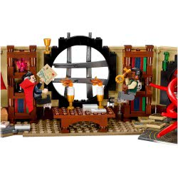 LEGO MARVEL SUPER HEROES DOCTOR STRANGE'S SANCTUM SANCTORUM MDP 2 76060 5702015597739