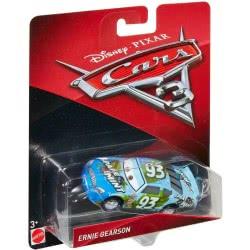 Mattel Disney/Pixar Cars 3 Ernie Gearson(Spare O Mint) Αυτοκινητάκι Die-Cast DXV29 / FGD59 887961502398