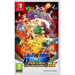 Nintendo Switch Pokemon Tournament DX  045496420727