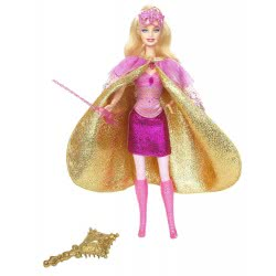 Mattel Barbie And The Three Musketeers Doll N7003 027084694819