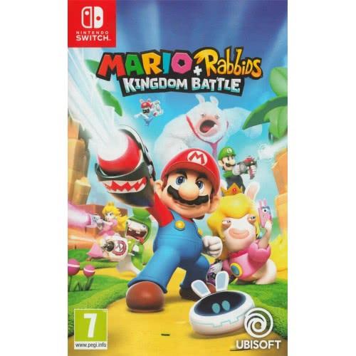 UBISOFT Nintendo Switch Mario and Rabbids Kingdom Battle  3307216024347