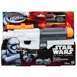 Hasbro Nerf Super Soaker Star Wars E7 First Order Stormtrooper Blaster B4441 5010994933043
