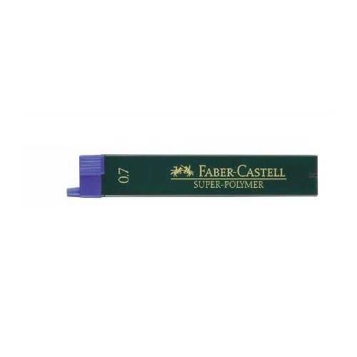 Faber-Castell Περιέκτης με 12 μύτες 0.7mm 2B για μηχανικό μολύβι 120702 4005401207023