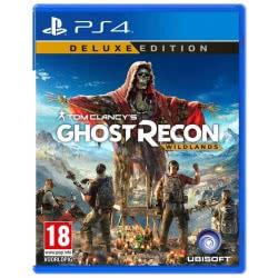 UBISOFT PS4 ghost recon wildlands deluxe edition  3307215969557