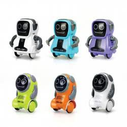 Silverlit STEM Ηλεκτρονικό ρομπότ Pokibot 7530-88529 4891813885290
