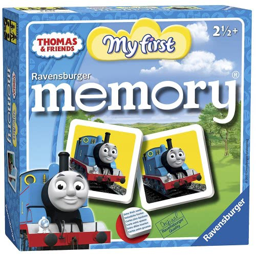 Ravensburger Thomas & Friends: My First Memory 21171 4005556211715