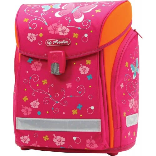 c14269d2b20 herlitz Σχολική Τσάντα Midi Butterfly 50007752   Toys-shop.gr