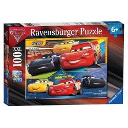 Ravensburger Παζλ 100τεμ XXL Cars 3 10961 4005556109616