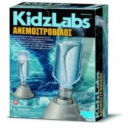 4M Kidzlabs Κατασκευή Ανεμοστρόβιλος 3363 4893156033635