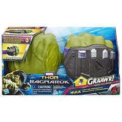 Hasbro Marvel Thor: Ragnarok Hulk Smash FX Fists B9974 5010993366682