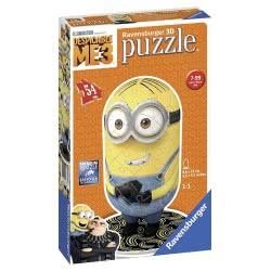 Ravensburger 3D Puzzle 54 Τεμάχια Φιγούρα Μίνιον Jeans 11669 4005556116690