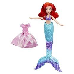 Hasbro Disney Princess Splash Suprise Ariel Κούκλα B9145 5010993345045