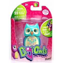 Silverlit Digibirds Ηλεκτρονική Κουκουβάγια Digiowls Συλλογή 1 1525-88285 4891813882855