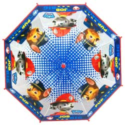 chanos Kids Umbrella 46 Cm Poe, Paw Patrol No Pup Is Too Small 4656 5203199046568