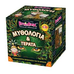Brainbox Mythology and Monsters 93059 5025822930590