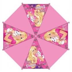 chanos Kids Umbrella 37.5cm Barbie Smile and Dream - 2 Colors 4546 5203199045462