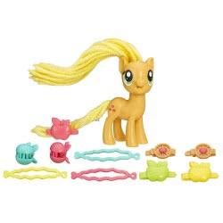 Hasbro My Little Pony Twisty Twirly Hairstyles - 3 Σχέδια B8809 / ASST 5010993325702