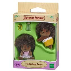 Epoch Sylvanian Families: Hedgehog Twins 5218 5054131052181