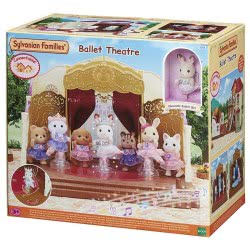 Epoch Sylvanian Families: Βallet Theater 5256 5054131052563
