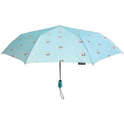 chanos ΟΜΠΡΕΛΑ UNISEX 53CM TASLON COLORED DOTS PAUL FRANK - 2 ΧΡΩΜΑΤΑ 6615 5203199066153