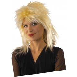 CLOWN Futura Wig with optical fiber 72731 5203359727313