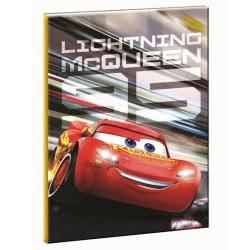 GIM Cars Lightning McQueen 95 Τετράδιο Καρφίτσα 40φ. 17x25 εκ. 341-58400 5204549100336