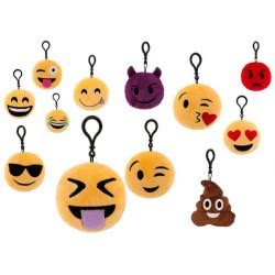 Christakopoulos Keychain Emoji Poo With Sounds 1913-2 5212007540327