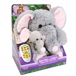 ιδεα Idea Matina and Vaggos: Mother and Baby Elephant 14851 5206051148516