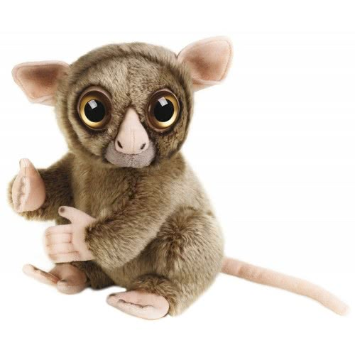 LELLY National Geographic Μαϊμού Τάρσιος Λούτρινο 770772 8004332707721