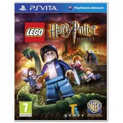Warner PSV Lego Harry Potter: Years 5-7 5051892071611 5051892071611