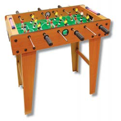 Toys-shop D.I Football Table With Wooden Feet 69X37x65.5Cm 4-03367 5205812010895