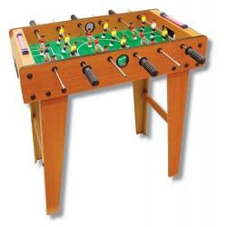 Toys-shop D.I Ποδοσφαιράκι Ξύλινο 69X37x65.5Εκ 4-03367 5205812010895