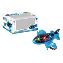 Toys-shop D.I B/O Αεροπλάνο Με 3D Φως Και Ήχους JB046971 6990416469710