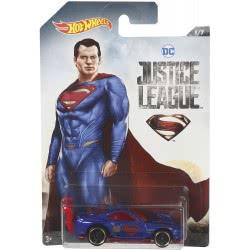 Mattel Hot Wheels DC Justice League Αυτοκινητάκια - 7 Σχέδια DWD02 887961379396