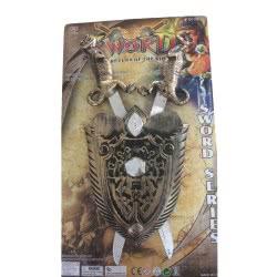 Toys-shop D.I Sword Set Armor With Swords Return Of The King JS053276 6990317532766