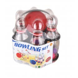Toys-shop D.I Bowling Ball set with light JS053957 6990317539574