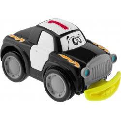 Chicco Αυτοκινητάκι Turbo Touch Crash Black Z02-06721-00 8058664011858