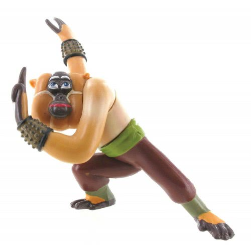 COMANSI COMMANSI Kung Fu Panda Monkey Figure COM99916 8412906999166