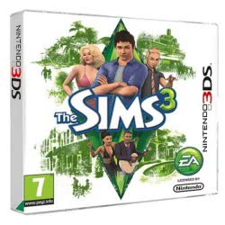 EA GAMES 3DS THE SIMS 3 5030930100605 5030930100605