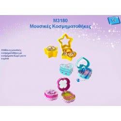 Mattel WINX ΜΟΥΣΙΚΕΣ ΚΟΣΜΗΜΑΤΟΘΗΚΕΣ M3180 027084576207