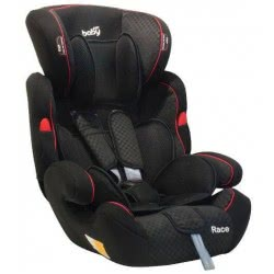 just baby Κάθισμα Aυτοκινήτου Race2 Μαύρο JB-2006black 9140520061691