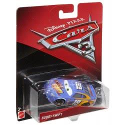 Mattel DISNEY/PIXAR CARS 3 BOBBY SWIFT VEHICLE DIE-CAST DXV29 / DXV64 887961403206