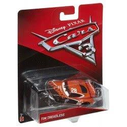 Mattel Disney/Pixar Cars 3 Tim Treadless Die-Cast DXV29 / DXV41 887961403008