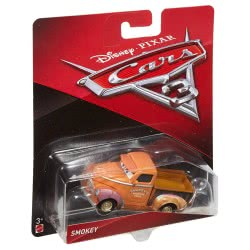Mattel Disney/Pixar Cars 3 Smokey Αυτοκινητάκι Die-Cast DXV29 / DXV37 887961403084