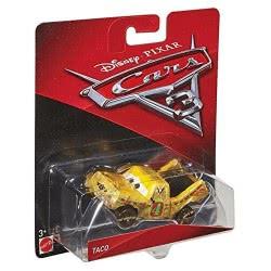 Mattel Disney/Pixar Cars 3 Taco Αυτοκινητάκι Die-Cast DXV29 / DXV39 887961403367