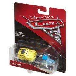 Mattel Disney/Pixar Cars 3 Luigi and Guido Αυτοκινητάκι Die-Cast DXV29 / FJH93 887961537420