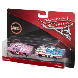 Mattel Disney/Pixar Cars 3 Tailgate - Cigalert Set Of 2 Cars DXV99 / FGF00 887961502763