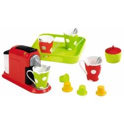 ecoiffier Μηχανή Espresso με Δίσκο Σερβιρίσματος και Αξεσουάρ 2614 3280250026143