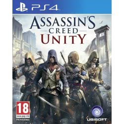 UBISOFT PS4 Assassin's Creed: Unity Standard Edition  3307215803400